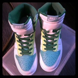 "Nike Dunk ""Glow in the Dark 2"" 10.5"